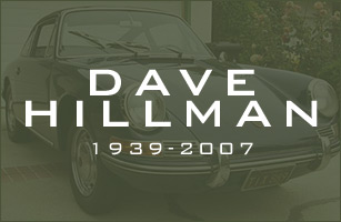 Dave Hillman Will Be Missed | 1939-2007